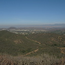 Santa-Monica-Mts-Satwiwa-view-of-Oxnard-plain-2008-10-29-IMG 1467