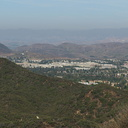 Santa-Monica-Mts-Satwiwa-view-of-TO-Amgen-2008-10-29-IMG 1465