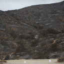 2013-05-04-Springs-Fire-entrance-to-Chumash-IMG 7678