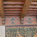 ceiling-designs-in-tapestry-room-Hearst-Castle-2016-12-31-IMG 3662