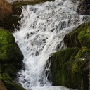 waterfall-mossy-rocks-Sheep-Creek-2008-07-26-CRW 7733