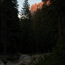 sunset-on-granite-mountain-Marble-Fork-Kaweah-River-SequoiaNP-2012-08-01-IMG 6532