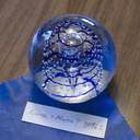 Karta-Maria-spelling-medium-clear-sphere-blue-spiral-with-bubbles--IMG 7325