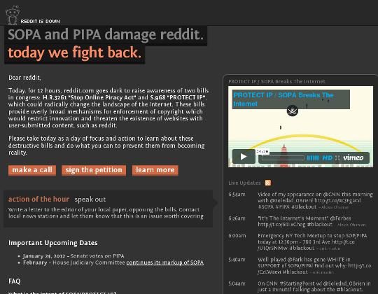 Reddit dark