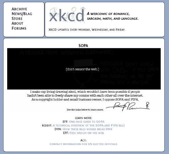 xkcd dark