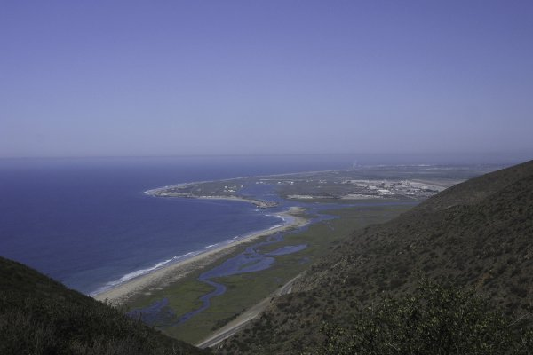 view of Pt. Mugu