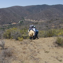 Paul-taking-photos-of-turkish-rugging-Leo-Carrillo-2013-05-12-IMG 0814