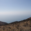 view-south-to-ocean-Chumash-Trail-water-vapor-no-pollution-2014-02-25-IMG 3211