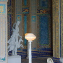 Artemis-statue-Neptune-Room-baths-Hearst-Castle-2016-12-31-IMG 3681