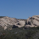 wind-cliffs-sculpted-uplifted-sandstone-Mormon-Rocks-Rt138-2015-03-30-IMG 4814