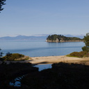 view-Apple-Tree-Bay-Nelson-Bay-from-Abel-Tasman-coast-track-2013-06-07-IMG 1221