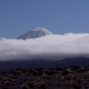 Ngauruhoe-from-Bruce-Road-near-ski-area-Tongariro-2015-11-05-IMG 6225