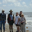 PK-Ron-Gloria-Chris-at-Grand-Isle