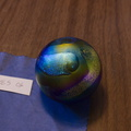 GES-06-medium-flattened-sphere-iridescent-blue--IMG 7321