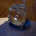 Morales-perhaps-faceted-cuboid-with-single-teardrop-bubble--IMG 7318